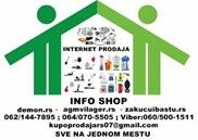 ZAKUCUIBASTU.RS INFO SHOP